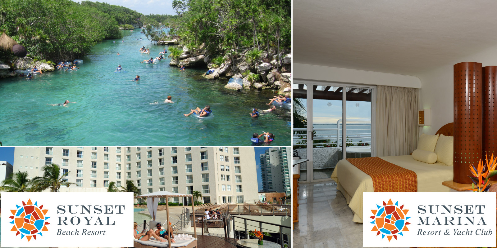 CANCUN ALL INCLUSIVE VACATION + XCARET OR XEL-HA
