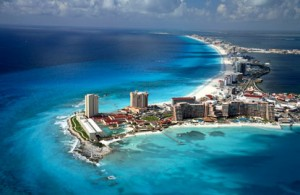 Cancun-Aerial-beach-hotels
