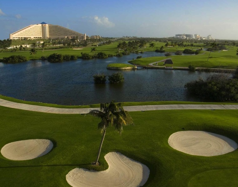 Photo courtesy of: Iberostar Cancun Golf Club